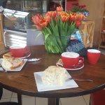 Blumen, Kuchen und meer ...