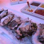 Oysters, Bistro Napa, Reno, Nevada