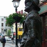 Foto de James Joyce Statue
