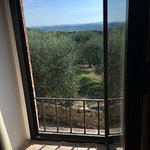 A charming 2-bedroom apartment at Fattoria Di Corsignano. Photos taken 1st week Sep. 2016 during