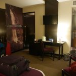 Room 304. Very spacious.