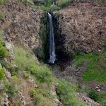 Gamla - high waterfall (51 meters)