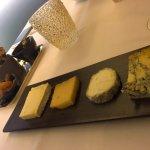 Photo of Aan tafel bij Luc Bellings