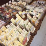 My favorite japanese bakery shop on Sukhumvit Rd, love custard, mince meat sandwich (pork) crab