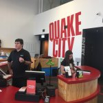 Quake City Foto
