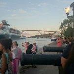 Photo of Queen Juliana Bridge