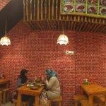 Rumah Makan Cirebon - interior panaromic view