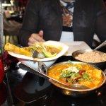 Nihari, Pilau Rice and Rajastani chicken