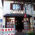 Kuckuck, Bad Nauheim - Eingang (derzeitige Baustelle)