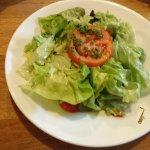 Kuckuck, Bad Nauheim - Salat-Teller