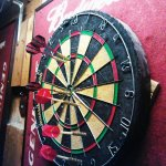 real darts? Havent seen this in years!