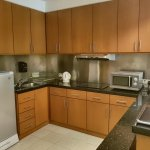 Duplex suite kitchen