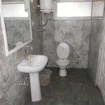 Bathroom of room no 306