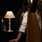 Photo de Luc Vanlaere Harpist