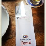 Obatzda & Weisswurst - Frühschoppen im Donisl.... mmmhhh ... SEHR LECKER😋