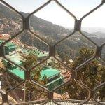 Outside view from Room no 46, Vivekananda Hall, Shimla Kalibari