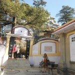 Entrance of Shimla Kalibari