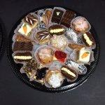 Mini European pastries
