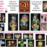 some Easter products we offer
