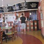 inside Steve's Restaurant