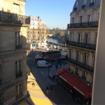 Hotel Able Saint Michel 4th floor room view