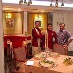 With Mohd. Parvez & Sudhir