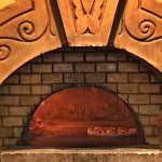 The oven where creations are perfected