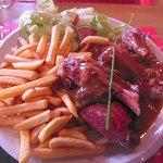 Estaminet le Saint-Eloi Jarret de porc
