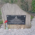 Memorial to the Durham Light Infantry, Lingevres, Normandy, France