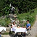 Bergfrühstück am Kristberg, dem Genießerberg im Montafon