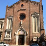The Church of Sant'Eufemia Foto