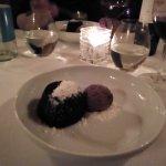 Valhrona Chocolate Fondant