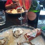 Blackwater wild oysters three ways