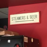 Steamers and beer! next time!