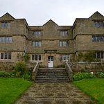 Eyam Hall front aspect.