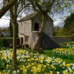 The gardeners lodge.