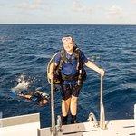 Successful first dive in the books