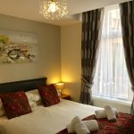 Small Double Room situated on the Ground Floor. Small, but perfectly formed