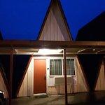 Our quaint cabin