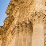 Very Pretty and Detailed Baroque Facade