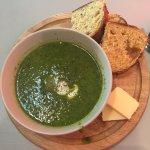Nettle soup - yummy