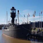 Historic lifght ship