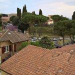 panorama dal terrazzo della camera 354