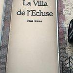 Photo de La Villa de l'Ecluse