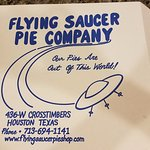Flying Saucer Pie Company