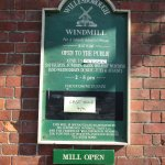Check the website for details of opening times www.willesboroughwindmill.co.uk