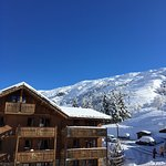 Very spacious Chalet with lovely views