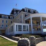 Ocean House where I had my massage