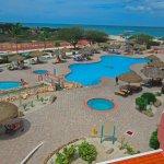 Foto de Paradise Beach Villas