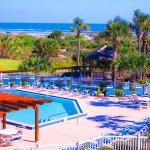 Ocean Village Club Beachfront Complex St. Augustine FL Beach Access Photo #anneflovc 904 429 330